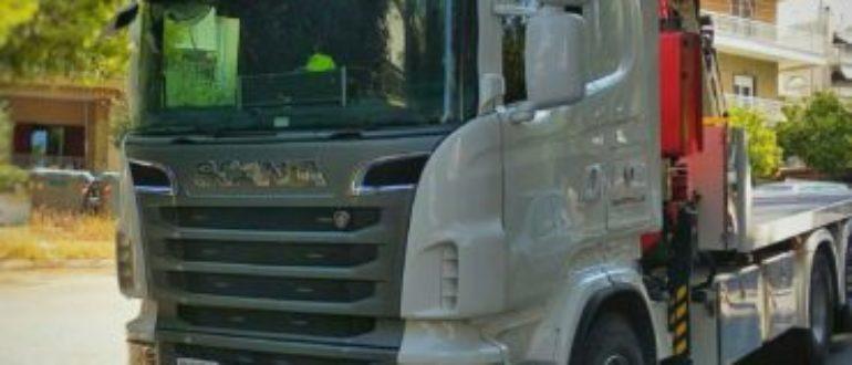 Επένδυση στην αγορά υπερσύγχρονου φορτηγού
